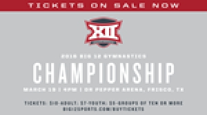Wanted: Volunteers for Big 12 Championships